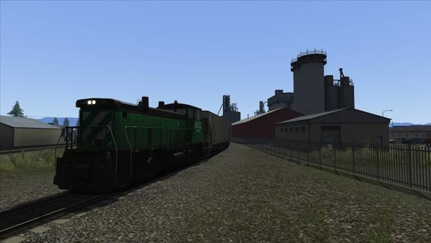 Train Simulator: Marias Pass route add-on on PC screenshot #4