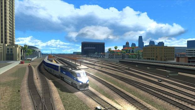 Train Simulator: Pacific Surfliner® LA - San Diego Route on PC screenshot #6
