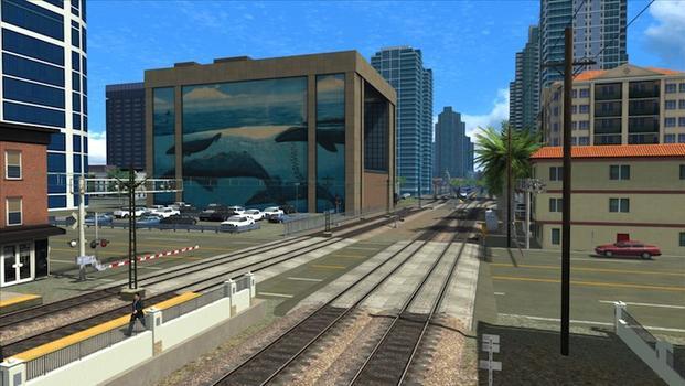 Train Simulator: Pacific Surfliner® LA - San Diego Route on PC screenshot #3