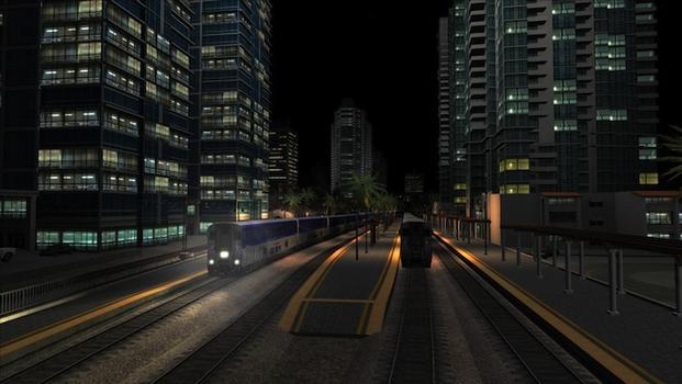 Train Simulator: Pacific Surfliner® LA - San Diego Route on PC screenshot #2