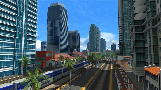 Train Simulator: Pacific Surfliner® LA - San Diego Route on PC screenshot #1