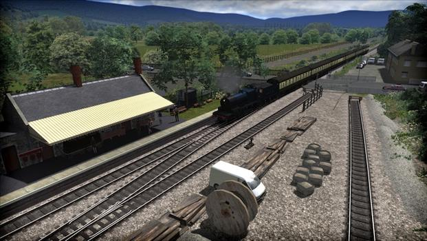 Train Simulator: West Somerset Railway route add-on on PC screenshot #6