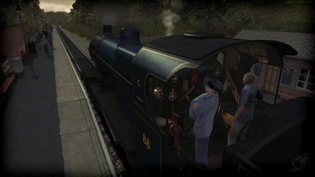 Train Simulator: West Somerset Railway route add-on on PC screenshot #5
