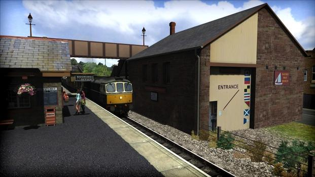 Train Simulator: West Somerset Railway route add-on on PC screenshot #4