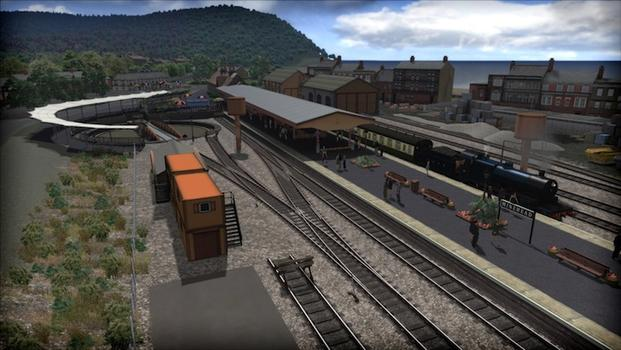 Train Simulator: West Somerset Railway route add-on on PC screenshot #3