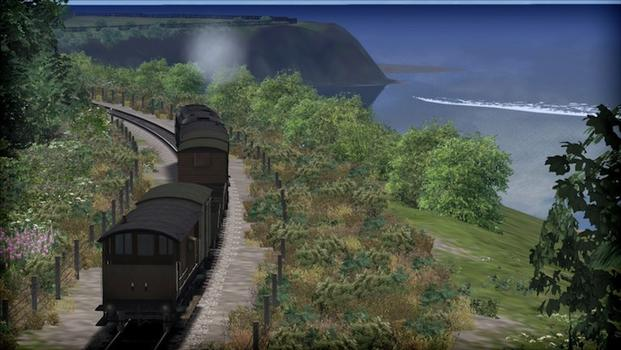 Train Simulator: West Somerset Railway route add-on on PC screenshot #2