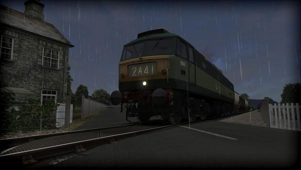 Train Simulator: WSR Diesels Loco Add-On on PC screenshot #5