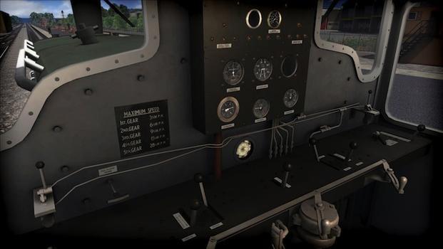 Train Simulator: WSR Diesels Loco Add-On on PC screenshot #4