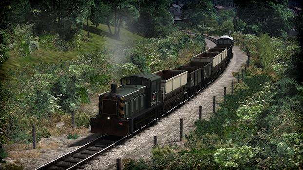 Train Simulator: WSR Diesels Loco Add-On on PC screenshot #3