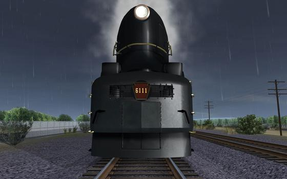 Trainz DLC PRR T1 A Fleet of Modernism on PC screenshot #3