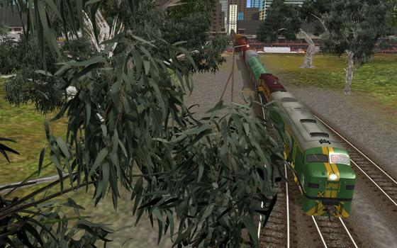 Trainz Simulator 2010: Engineers Edition on PC screenshot #1