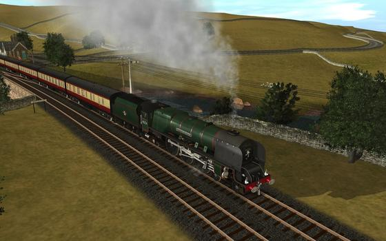 Trainz Simulator 2012 - All Aboard For DLC Bundle on PC screenshot #1