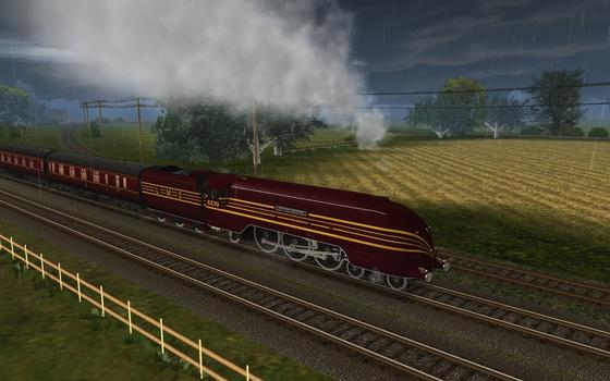 Trainz Simulator 2012 - All Aboard For DLC Bundle on PC screenshot #6