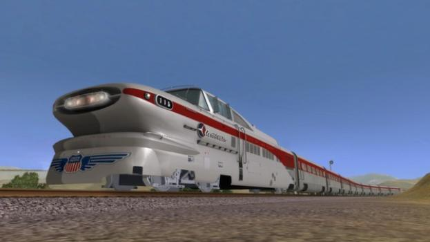 Trainz Simulator 2012 - The Night Train Bundle on PC screenshot #6