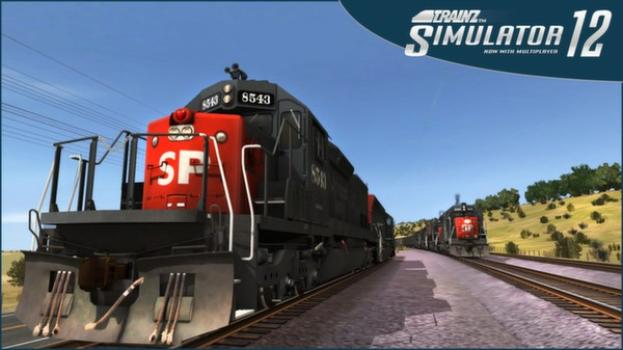 Trainz Simulator 2012 - The Night Train Bundle on PC screenshot #4