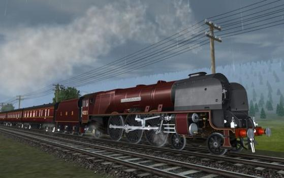 Trainz Simulator 2012 - The Night Train Bundle on PC screenshot #3