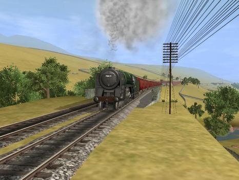 Trainz Simulator 2012 - The Pullman's Bundle on PC screenshot #5
