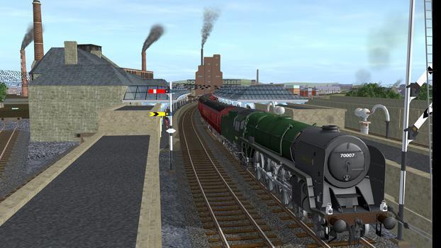 Trainz Simulator 2012 - The Pullman's Bundle on PC screenshot #4
