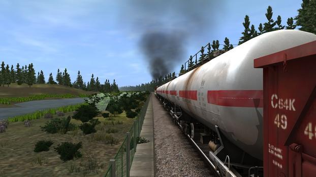 Trainz Simulator 2012 - The Pullman's Bundle on PC screenshot #2