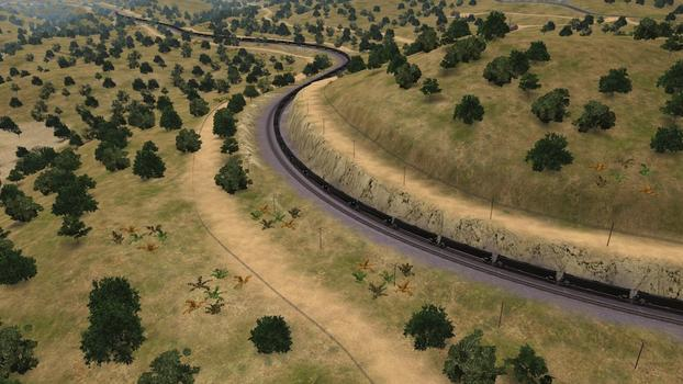 Trainz Simulator 2012 on PC screenshot #3