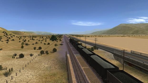 Trainz Simulator 2012 on PC screenshot #1