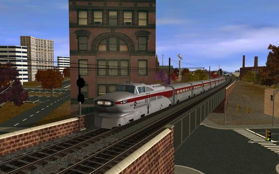 Trainz Simulator: Aerotrain DLC on PC screenshot #6