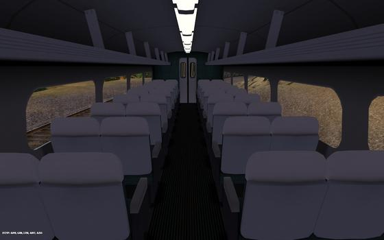 Trainz Simulator: Aerotrain DLC on PC screenshot #4