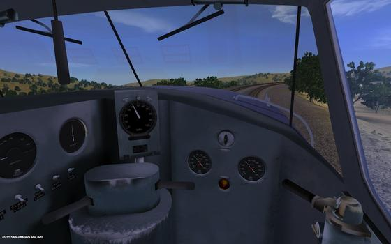 Trainz Simulator: Aerotrain DLC on PC screenshot #2