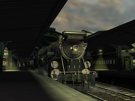 Trainz Simulator: Blue Comet Addon Pack on PC screenshot #6