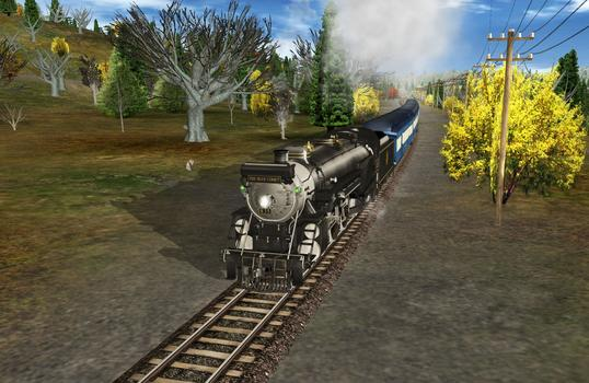 Trainz Simulator: Blue Comet Addon Pack on PC screenshot #3