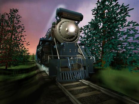 Trainz Simulator: Blue Comet Addon Pack on PC screenshot #2