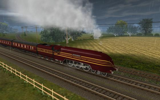 Trainz Simulator: Coronation Scot on PC screenshot #5