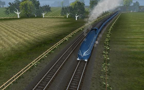 Trainz Simulator: Coronation Scot on PC screenshot #3