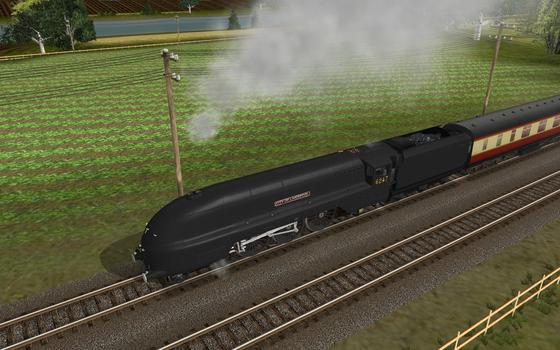 Trainz Simulator: Coronation Scot on PC screenshot #2