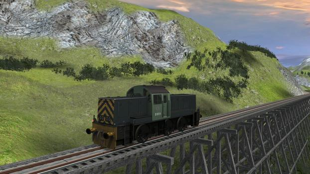 Trainz Simulator: BR Class 14 on PC screenshot #5