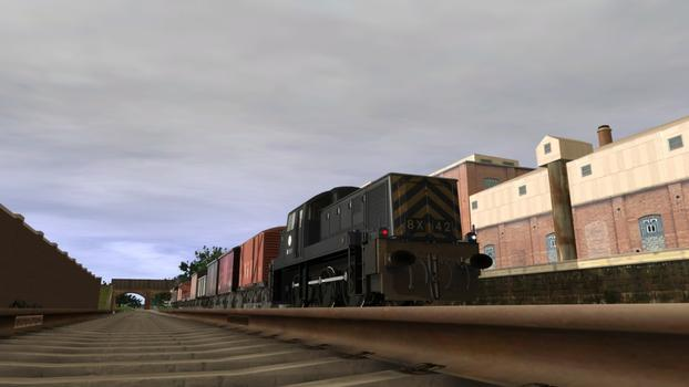 Trainz Simulator: BR Class 14 on PC screenshot #3