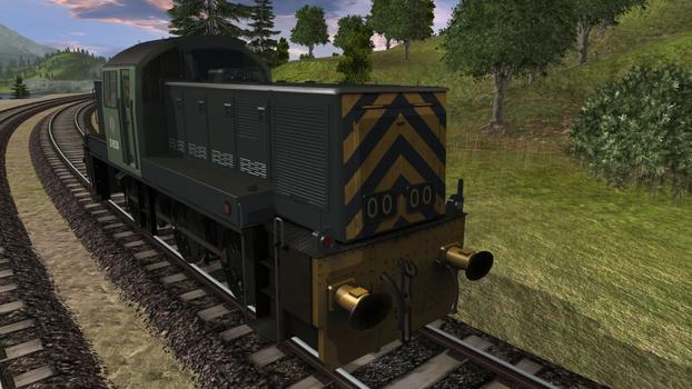 Trainz Simulator: BR Class 14 on PC screenshot #2