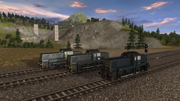 Trainz Simulator: BR Class 14 on PC screenshot #1