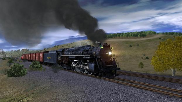 Trainz Simulator: Nickel Plate High Speed Freight Set on PC screenshot #9