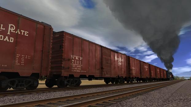 Trainz Simulator: Nickel Plate High Speed Freight Set on PC screenshot #5