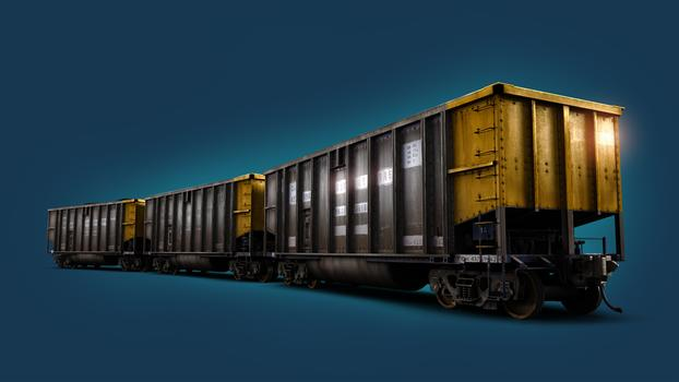 Trainz Simulator: SS4 China Coal Heavy Haul Pack on PC screenshot #10