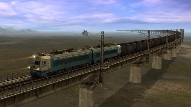 Trainz Simulator: SS4 China Coal Heavy Haul Pack on PC screenshot #1