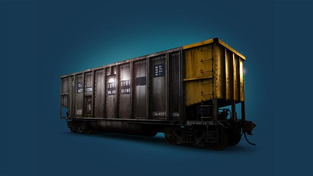 Trainz Simulator: SS4 China Coal Heavy Haul Pack on PC screenshot #9