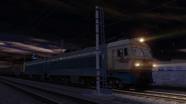 Trainz Simulator: SS4 China Coal Heavy Haul Pack on PC screenshot #6