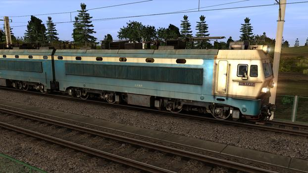 Trainz Simulator: SS4 China Coal Heavy Haul Pack on PC screenshot #3