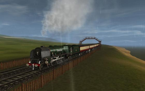 Trainz Simulator: Duchess Addon Pack on PC screenshot #4