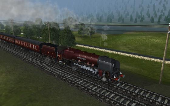 Trainz Simulator: Duchess Addon Pack on PC screenshot #3