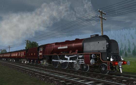 Trainz Simulator: Duchess Addon Pack on PC screenshot #1