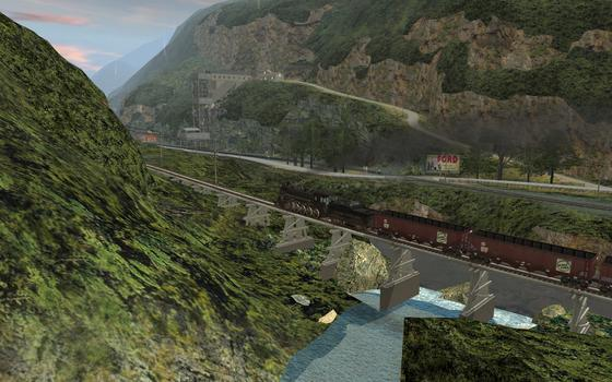 Trainz Simulator: Murchison 2 on PC screenshot #2