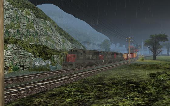 Trainz Simulator: Murchison 2 on PC screenshot #1
